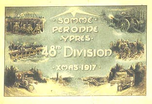 Divisional card