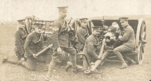 Image result for ww1 british artillery