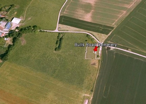 The Long, Long Trail's Google Earth guide to the Somme – The Long