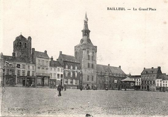 Bailleul Place