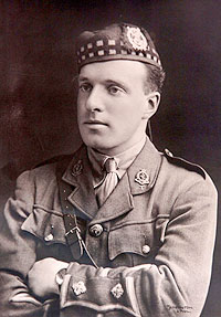 Noel Godfrey Chavasse, photo courtesy Liverpool Daily Post and Echo