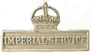 Imperial Service brooch