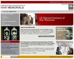 Inventory of War Memorials