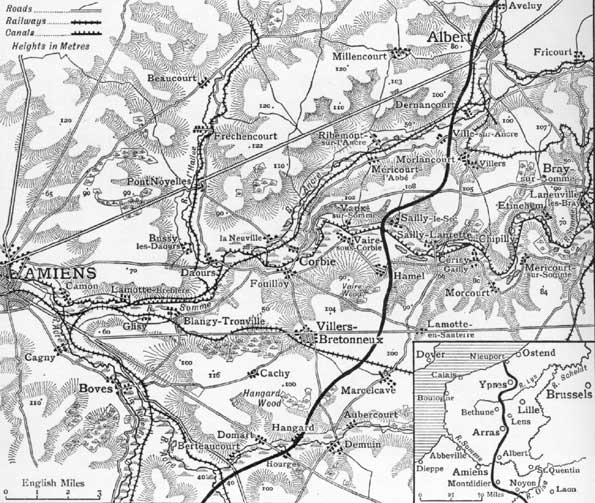 May The Fourth Be With You French: British Army Maps Of 1914-1918