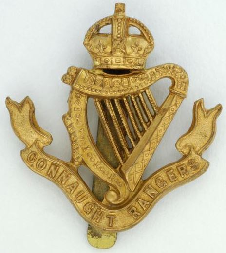 Regimental badge from the Imperial War Museum collection