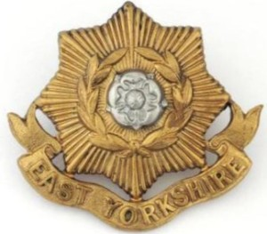 Regimental cap badge