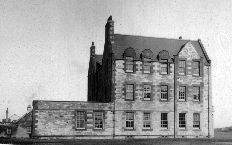 Ward 20 at Edinburgh War Hospital, Bangour - adopted by the West Lothian community of Fauldhouse. (With thanks to the West Lothian Local History Library)